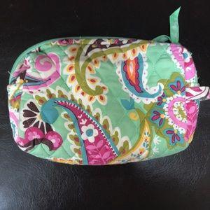 Vera Bradley make up bag
